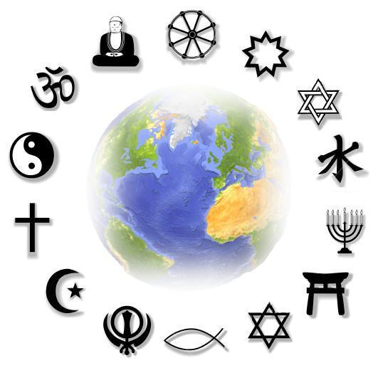 Religions-of-the-Earth