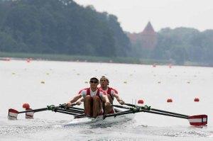 Austria's under-23 lightweight men's double sculls