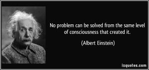 Einsteinconsciousness