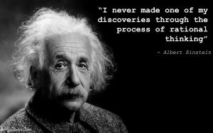 Einstein-rational-thinking